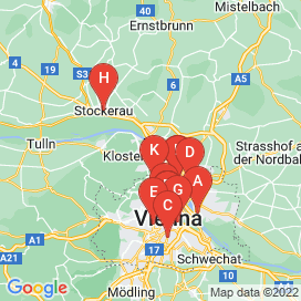 Standorte von 220+ Handel Jobs in Klosterneuburg (Bezirk Weidling) - August 2018
