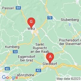 Standorte von Einzelhandel Jobs in Weiz - August 2018