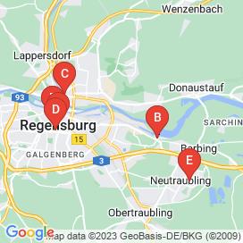 Standorte von Vertriebspartner Jobs in Regensburg - Mai 2018