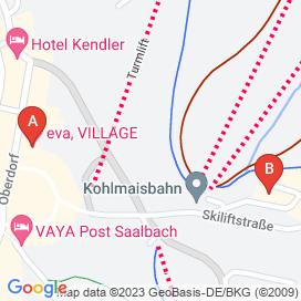 Standorte von Marketing Jobs in Saalbach - Juli 2018