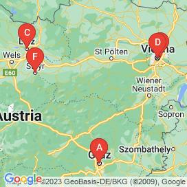 Standorte von Praktikum Marketing Jobs  - Juli 2018