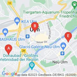 Standorte von Jobs in Blaustein - Juni 2018