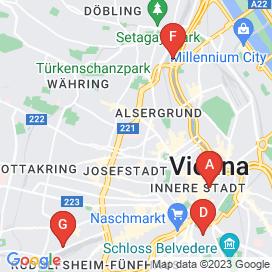 Standorte von Event-Messepersonal Jobs in Wien-Umgebung - Mai 2018