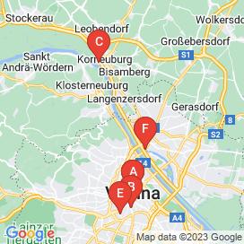 Standorte von Selbständig Jobs in Klosterneuburg - Juli 2018