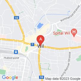 Standorte von Jobs in Wil - Mai 2018