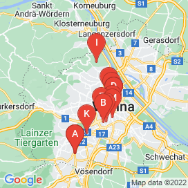 Standorte von 20+ IT Jobs in Purkersdorf - August 2018