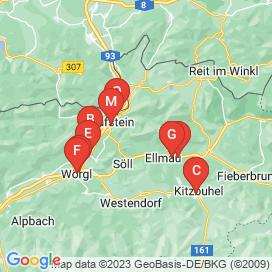 Standorte von Jobs in Scheffau/Wilden Kaiser (Scheffau/Wilden Kaiser) - Juni 2018