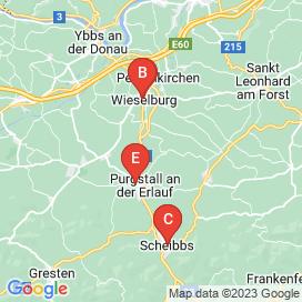 Standorte von Arbeiter Jobs in Wieselburg an der Erlauf - August 2018