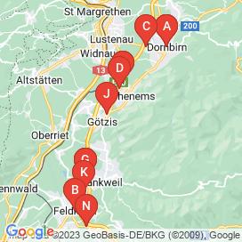 Standorte von Jobs und Stellenangebote in Götzis - April 2018