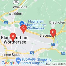 Standorte von Kellnerin Jobs in Göltschach - Juli 2018
