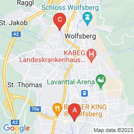 Standorte von Handel Verkauf Jobs in Wolfsberg - August 2018