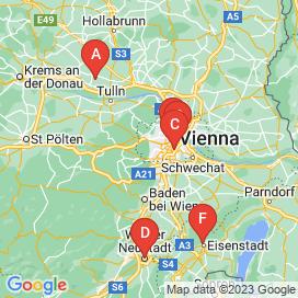 Standorte von XML Jobs  - Juli 2018