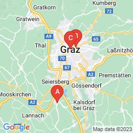 Standorte von Staplerfahrer Jobs in Graz - August 2018