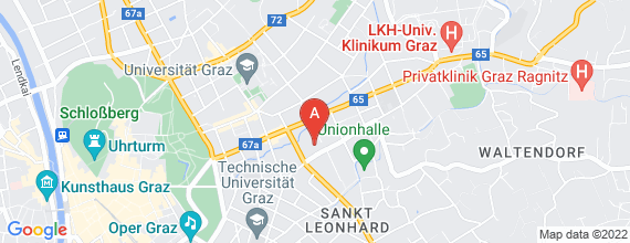 Standort von Technischer Support für A1 in Graz