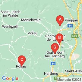 Standorte von Jobs in Vorau - Juni 2018