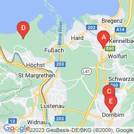 Standorte von Ausgezeichnetes Deutsch in Wort und Schrift Jobs in Rheineck