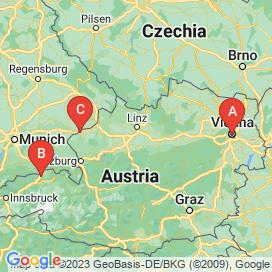 Standorte von Energie Umwelttechnik Jobs  - Juli 2018