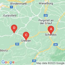 Standorte von Gehalt von 1130 € bis 2470 € Jobs in Gresten - Juni 2018