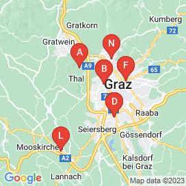 Standorte von Bereitschaft für Abend- und Nachtdienste Jobs in Graz - Mai 2018