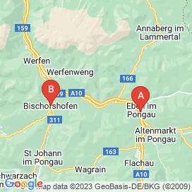 Standorte von Möbel Jobs in Bischofshofen - August 2018
