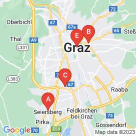 Standorte von Kellner Jobs in Graz - Juli 2018