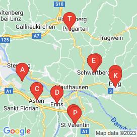 Standorte von 70+ Jobs in Schwertberg - August 2018