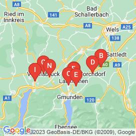 Standorte von 90+ Jobs in Steyrermühl - Juli 2018