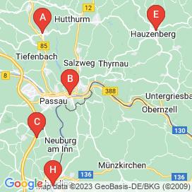 Standorte von Post Jobs in Freinberg - Juli 2018