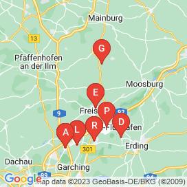 Standorte von Jobs in Freising - Juni 2018