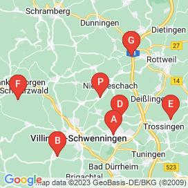Standorte von Jobs in Niedereschach - Juni 2018