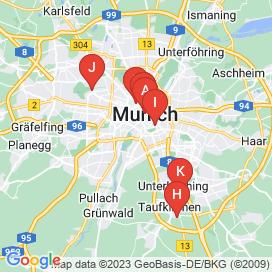 Standorte von Jobs in Munich - Mai 2018