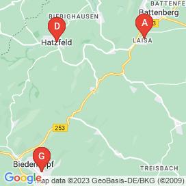 Standorte von Helfer Jobs in Biedenkopf - Mai 2018