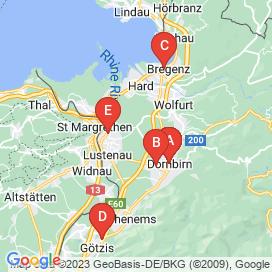 Standorte von Teilzeit/Aushilfskraft Jobs in Rheineck - Juni 2018