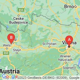 Standorte von Publizistik Jobs  - August 2018