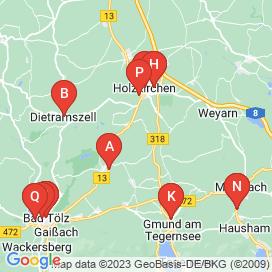 Standorte von 30+ Jobs in Reichersbeuern - August 2018