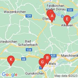 Standorte von Bereitschaft für Wochenenddienste Jobs in Krenglbach - Juni 2018
