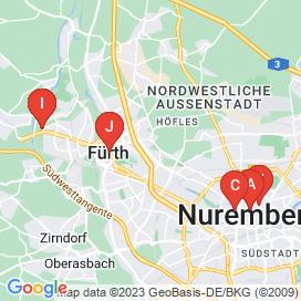 Standorte von Fachkraft Jobs in Fürth - Juni 2018