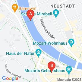 Standorte von Vertreter Jobs in Salzburg - Juli 2018