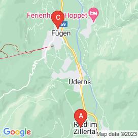 Standorte von Jobs in Sportplatzstraße, Hart Im Zillertal - August 2018