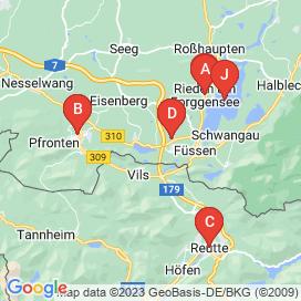 Standorte von 20+ Jobs in Pinswang - August 2018