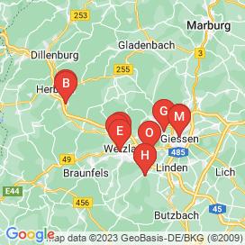 Standorte von Jobs in Aßlar - Mai 2018