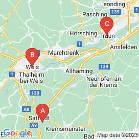 Standorte von Lagerleiter Jobs in Wels - Mai 2018
