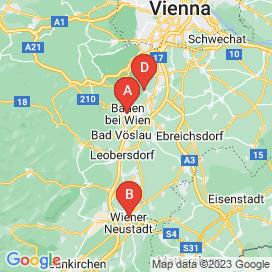 Standorte von Maschinenbautechnikerin Jobs in Günselsdorf - Juni 2018