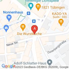 Standorte von Messen Jobs in Ammerbuch - Juli 2018