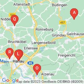 Standorte von Jobs in Langenselbold - Juni 2018