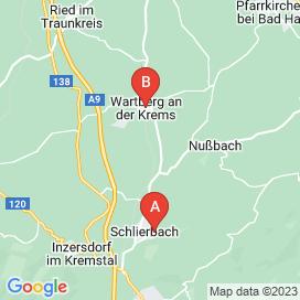 Standorte von Jobs in Strienzing, Wartberg an der Krems - August 2018