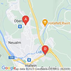 Standorte von Account Manager Jobs in Bad Dürrnberg - August 2018