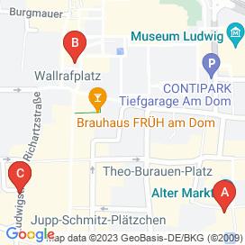 Standorte von Maler Jobs in Köln (Kalk) - Juli 2018