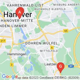 Standorte von Lackierer Jobs in Hannover - August 2018