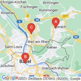 Standorte von Büro / Administration Jobs in Birsfelden - Mai 2018